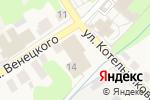 Схема проезда до компании СтройСнаб в Богородске