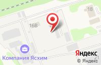 Схема проезда до компании КАБЕЛЬ ПК в Гидроторфе