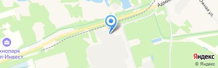 Холдинг Кабельный Альянс на карте Гидроторфа
