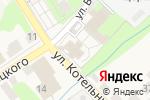 Схема проезда до компании Воскресная школа в Богородске