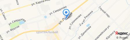 Отдел военного комиссариата Нижегородской области по г. Богородск и Богородскому району на карте Богородска