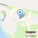 ОПЭКМАШ на карте Дзержинска