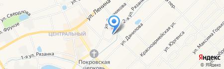 Богородское районное отделение профилактической дезинфекции на карте Богородска