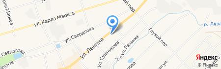 Детский сад №18 на карте Богородска