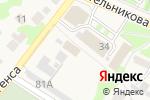 Схема проезда до компании Спорт-ОПТ в Богородске