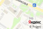 Схема проезда до компании Красное & Белое в Богородске