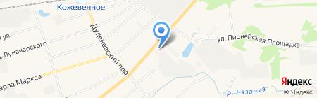 Богородский противотуберкулезный диспансер на карте Богородска