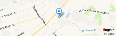 Автозапчасти для иномарок на карте Богородска