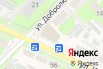 Схема проезда до компании Павловская курочка в Богородске