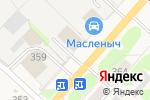 Схема проезда до компании Проф Авто в Богородске