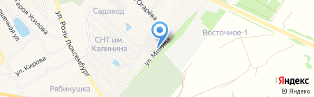 Промэнергетика на карте Богородска
