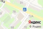Схема проезда до компании Банкомат, Саровбизнесбанк, ПАО в Богородске