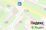 Схема проезда до компании Магазин хлебобулочных изделий в Богородске