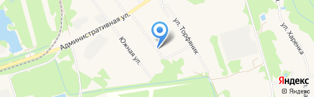 Банкомат НКБ РАДИОТЕХБАНК на карте Гидроторфа