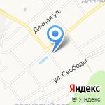 Дуэт на карте Дзержинска