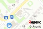 Схема проезда до компании Бристоль в Дзержинске