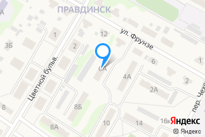 Сдается однокомнатная квартира в Балахне Балахнинский р-н, ул. Фрунзе, 6А