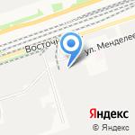 Унипласт на карте Дзержинска