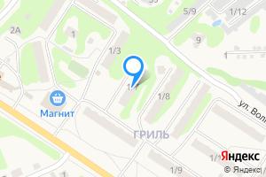 Снять однокомнатную квартиру в Балахне проспект Дзержинского, 1/7