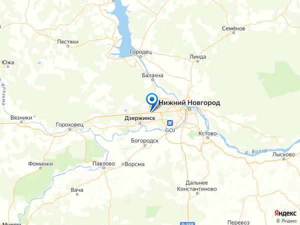 посёлок Гнилицкие Дворики на карте