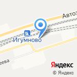Дзержинскстройэнергосервис на карте Дзержинска