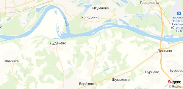 Сысоевка на карте
