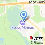 Кросс Кантри на карте Дзержинска