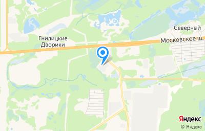 Местоположение на карте пункта техосмотра по адресу Нижегородская обл, г Дзержинск, ш Игумновское, д 4А