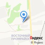 Изоляция на карте Дзержинска