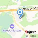 Фест Логистик на карте Дзержинска