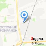 Бизнес-Опт на карте Дзержинска
