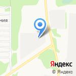 Далк на карте Дзержинска