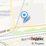 ХимАвтоТранс на карте Дзержинска