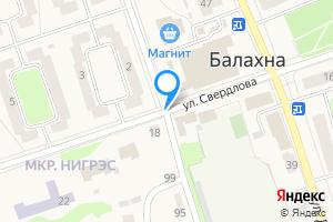 Сдается комната в двухкомнатной квартире в Балахне ул Свердлова