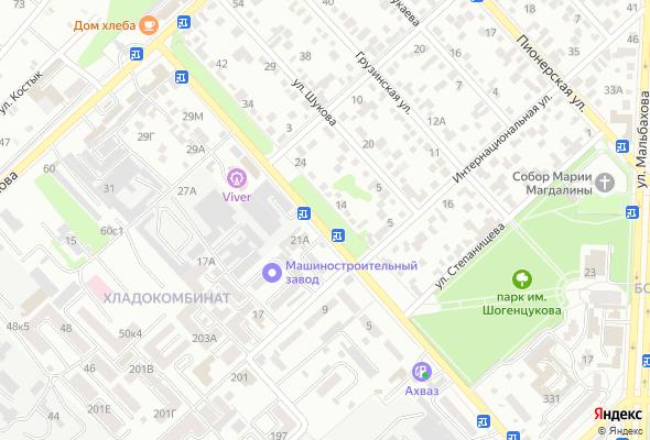 ЖК Уютный