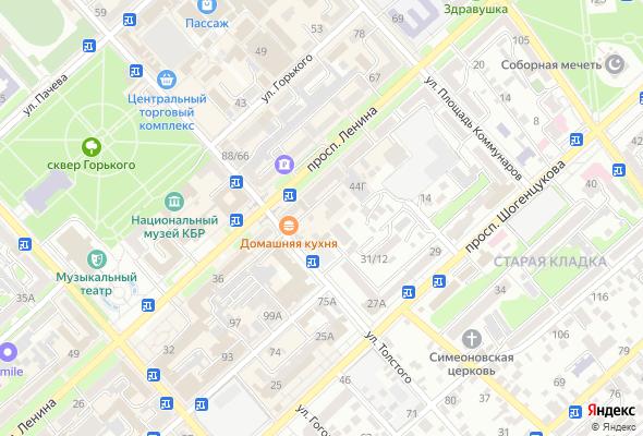 жилой комплекс Проспект