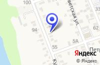Схема проезда до компании НОВОПАВЛОВСКИЙ ФИЛИАЛ ПРОТИВОПОЖАРНАЯ СЛУЖБА ПОЖЗАЩИТА в Новопавловске