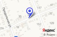 Схема проезда до компании ДЕТСКИЙ САД ДЮЙМОВОЧКА в Новопавловске