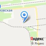 ЖБИ-7 на карте Дзержинска