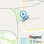 БАКСС на карте Дзержинска