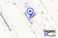 Схема проезда до компании ДЕТСКИЙ САД ТЕРЕМОК в Новопавловске