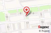Схема проезда до компании Мир Цветов в Новоначаловском