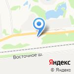 Петролиум Плюс 33 на карте Дзержинска