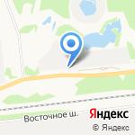 Трансхим на карте Дзержинска