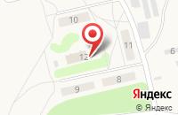 Схема проезда до компании Студия торговых интерьеров Ильи Котова в Малом Козино