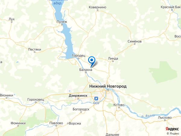 деревня Меленки на карте