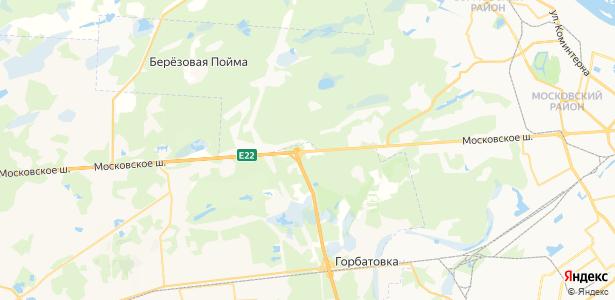Строителей на карте