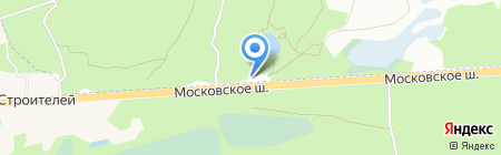 Автоотопитель.ру на карте Нижнего Новгорода