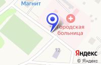 Схема проезда до компании РЕДАКЦИЯ ГАЗЕТЫ НОВЫЙ ГОРОД N в Сарове