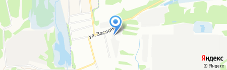НДК на карте Нижнего Новгорода